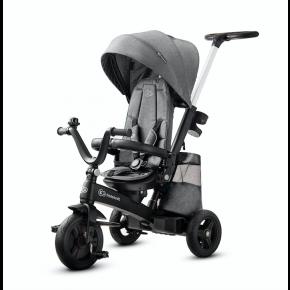 Kinderkraft EASYTWIST tricycle - platinum grey