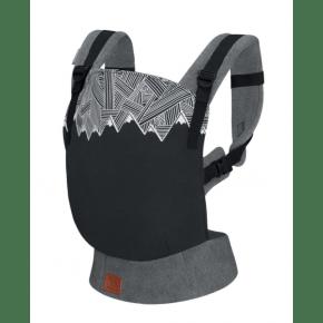 KINDERKRAFT Milo bæresele - svart