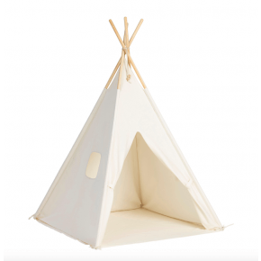 Tiny Republic Tipi Leketelt - Off White