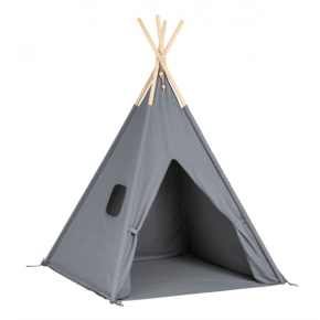 Tiny Republic Tipi Leketelt - Dark Grey
