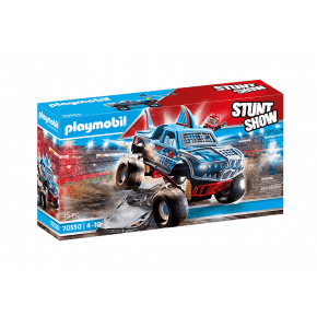 PLAYMOBILStunt Show Monster Truck Shark - 70550