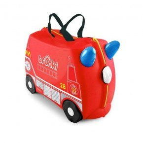 Trunki Kuffert - Frank the Firetruck