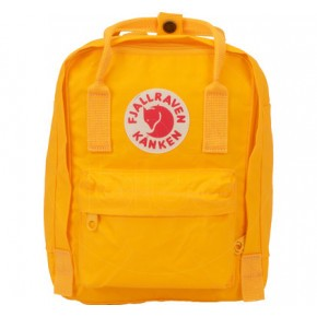 Fjällräven Mini Kånken Ryggsekk - Warm Yellow