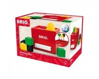 BRIO Putt-i-Boks - Rød - 30148