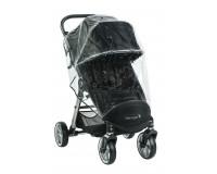 Baby Jogger regntrekk single - City Mini 2, 4 hjul