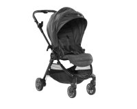 Baby Jogger City Tour LUX Klappvogn – Mørkegrå